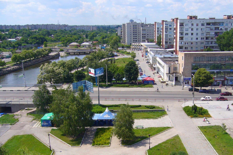 Отдых в Кировограде